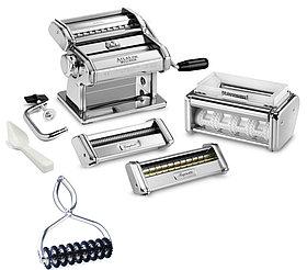 Marcato Multipast Pastabike подарочный набор для приготовления итальянской пасты
