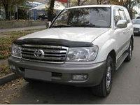 Мухобойка (дефлектор капота) Toyota Land Cruiser 100 1998-2007