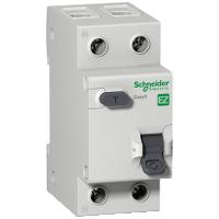 EZ9D34616 Дифференциальный автоматический выключатель EASY 9 1П+Н 16А 30мА C AC 4,5кА 230В