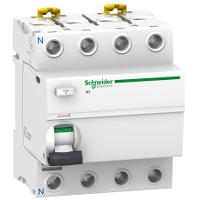 A9R41440 Дифференциальный выключатель нагрузки iID 4P 40A 30мА, тип AC