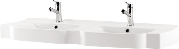 Раковина прямоугольная  CERSANIT DECO 130