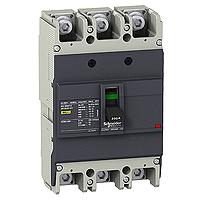 EZC250F3160 Автоматический выключатель Easypact EZC250F - TMD - 160 A - 3 полюса 3Т