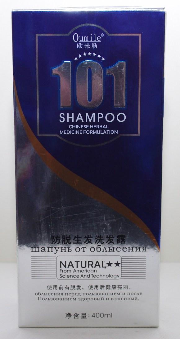 101 Oumile - Шампунь от облысения. Универсальный