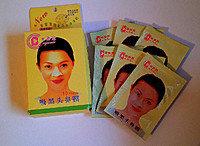 Пластырь для носа - Xiheitoubimo ( 10 in ) 1 маска