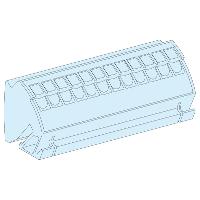 04214 Блоки заземления с пружинными клеммами 12 x 4 мм²