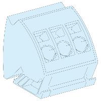 04215 Блоки заземления с пружинными клеммами 3 x 16 мм²