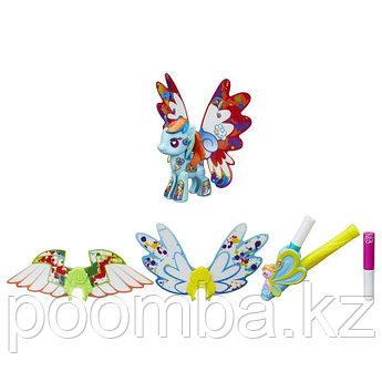 Создай свою пони My Little Pony Пони с крыльями