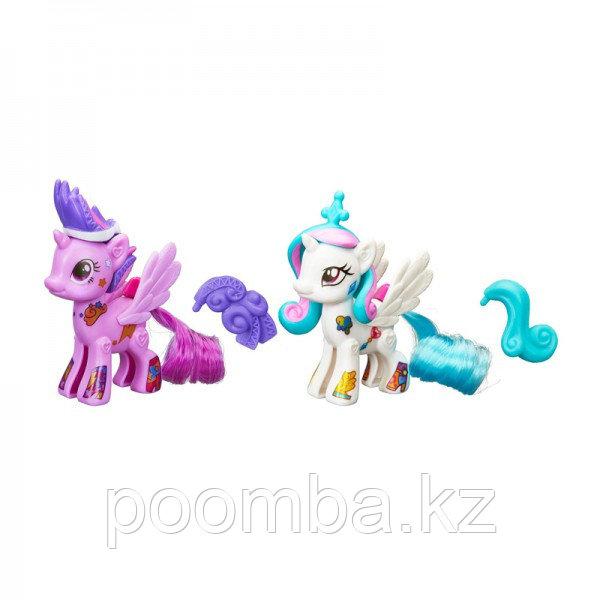 Создай свою пони My Little Pony Стильные пони