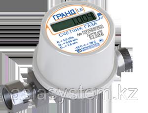 Счетчик газа бытовой электронный Грант 1.6 ТК
