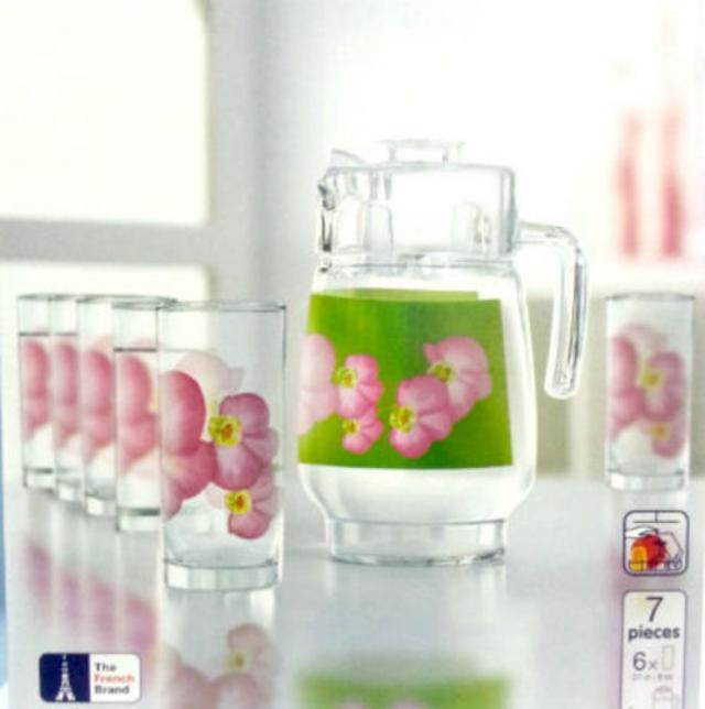 Графин со стаканами Luminarc Erine (7 пр)