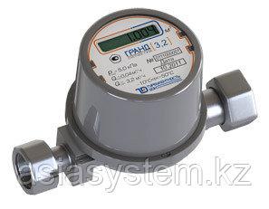 Счетчик газа бытовой электронный Грант 3.2