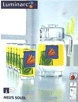 Графин со стаканами Luminarc Melys Azur (7 пр)