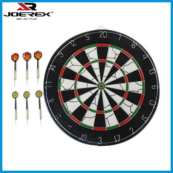 Joerex Flocking Dart Board, Дартс