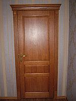 Дверь межкомнатная с карнизом на заказ