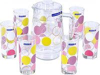 Графин со стаканами Luminarc ZOOM (7 пр)
