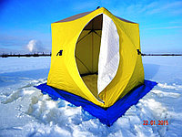 Палатка Куб-3 трехслойная