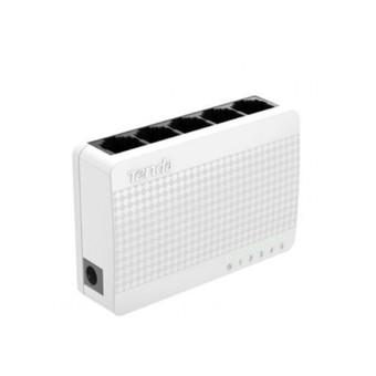 Tenda S105   5-портовый Fast Ethernet коммутатор