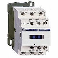 CAD32M7 промежуточное реле 3НО+2НЗ,220В 50/60Гц. Винтовой зажим