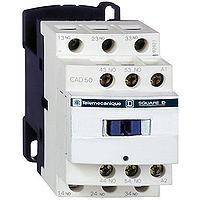 CAD50P7 Промежуточное реле, 5 НО, цепь управления 230 В, частота питающей сети 50/60 Гц, винтовой зажим