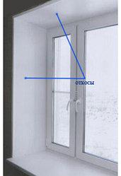 Лучшие откосы для пластиковых окон