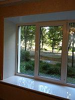 Пластиковые окна откосы подоконники