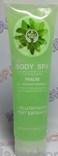 Скраб для тела Body SPA - Зеленый чай