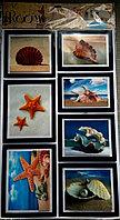 """Интерьерные наклейки """"Океан"""" 3D, фото 1"""