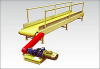 Конвейер ленточный с плавной регулировкой скорости ленты У9-УКБ-03