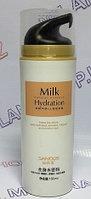 Лосьон-спрей для тела - Молоко