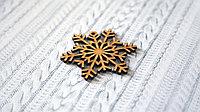 Снежинка подарок для клиентов на Новый год
