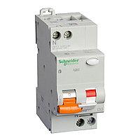 11472 Дифференциальный автоматический выключатель АД63 1П+Н 40А 300мА 4,5кА C АС, Испания
