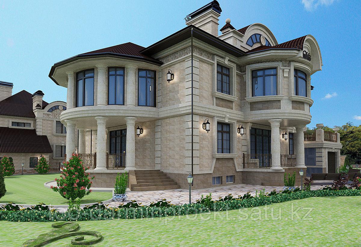 Проектирование особняков