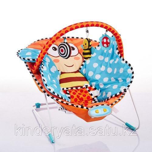Детский шезлонг Bambola Piano «Бабочка»