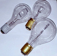 Лампы прожекторные (ПЖ, ПЖЗ) пж 110-1500 (е40)