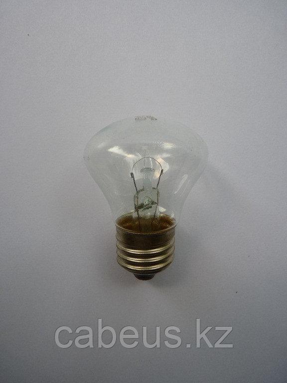 Лампы железнодорожные (Ж, ЖГ, ЖС), судовые (С) С 127-80 (Е27)