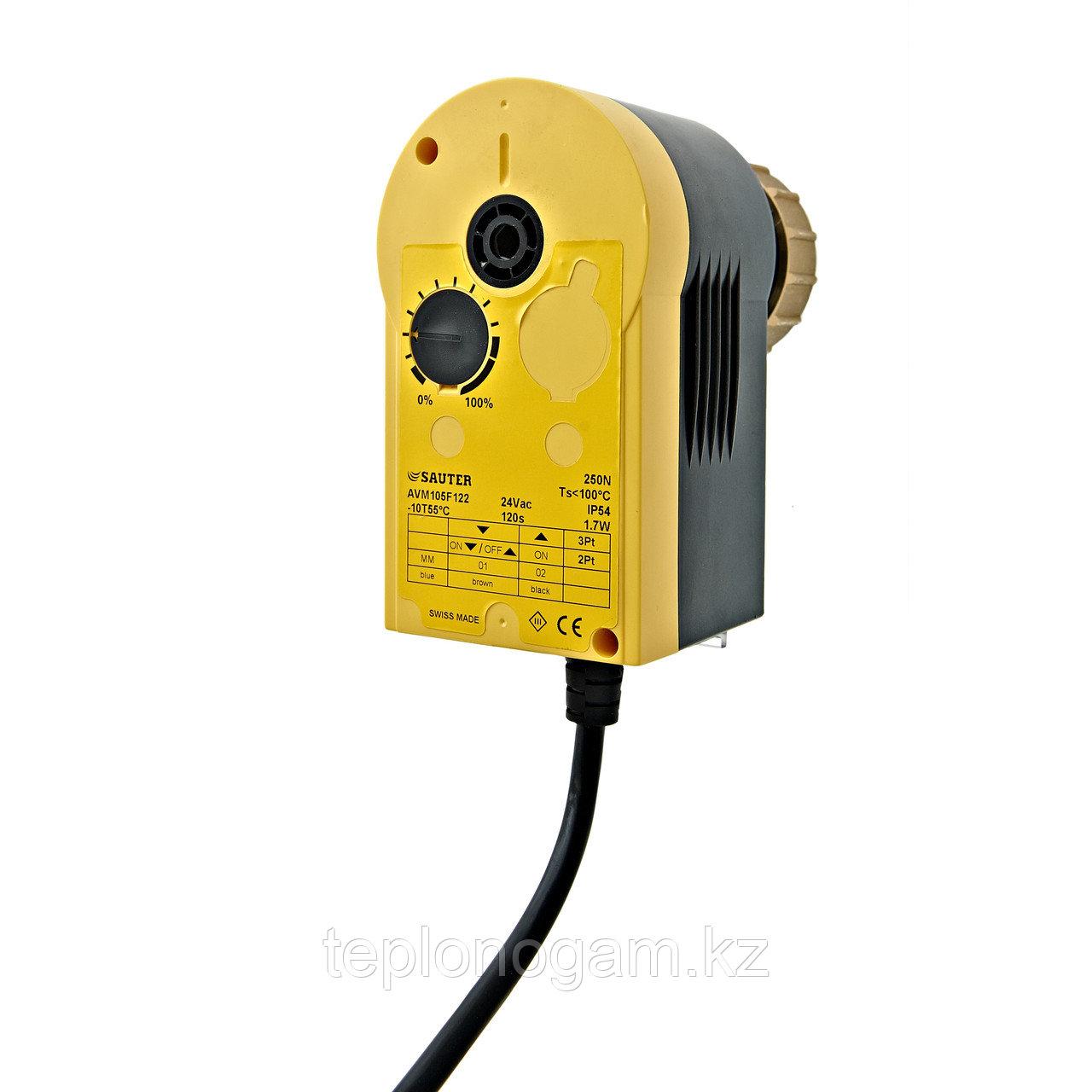 Электропривод 3-х позиционный Sauter AVM105F122, 24 В