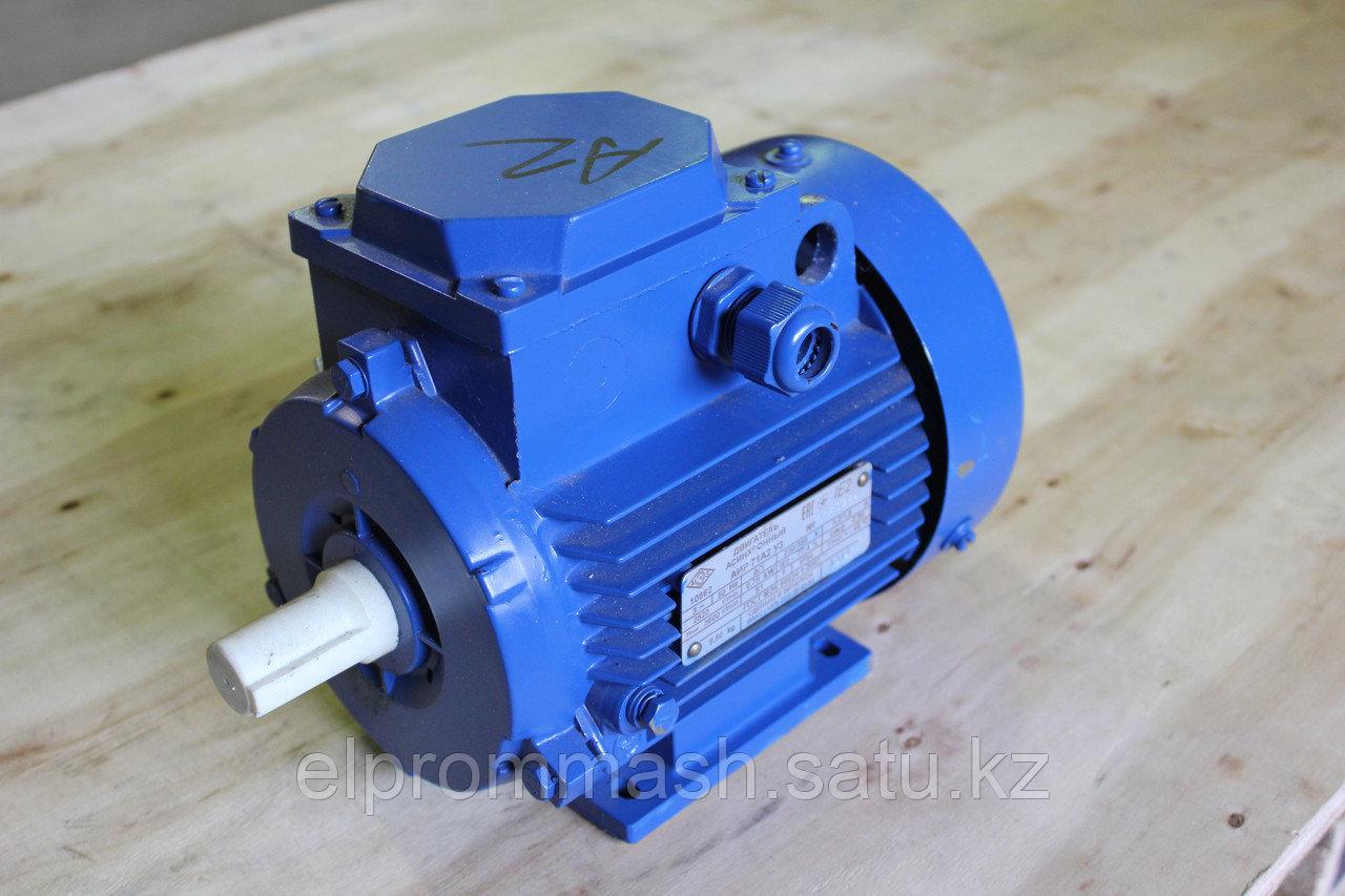 Электродвигатель АИР 71 В8 0.25кВт 750об/мин