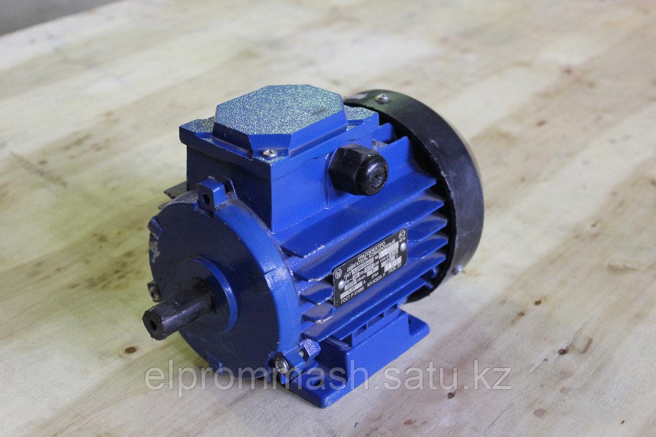 Электродвигатель АИР 71 В4 0.75кВт 1500об/мин