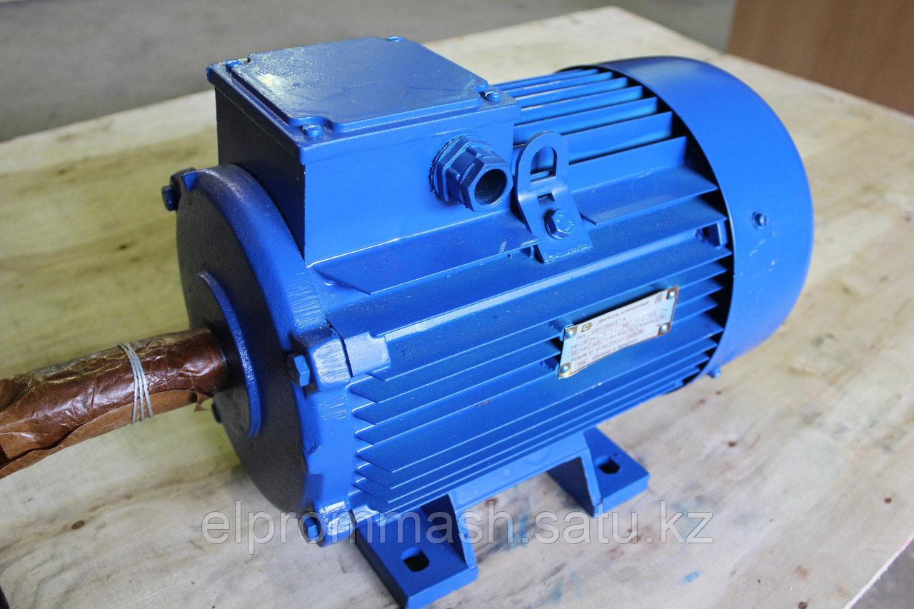 Электродвигатель АИРМ 112 МВ8 3кВт 750об/мин
