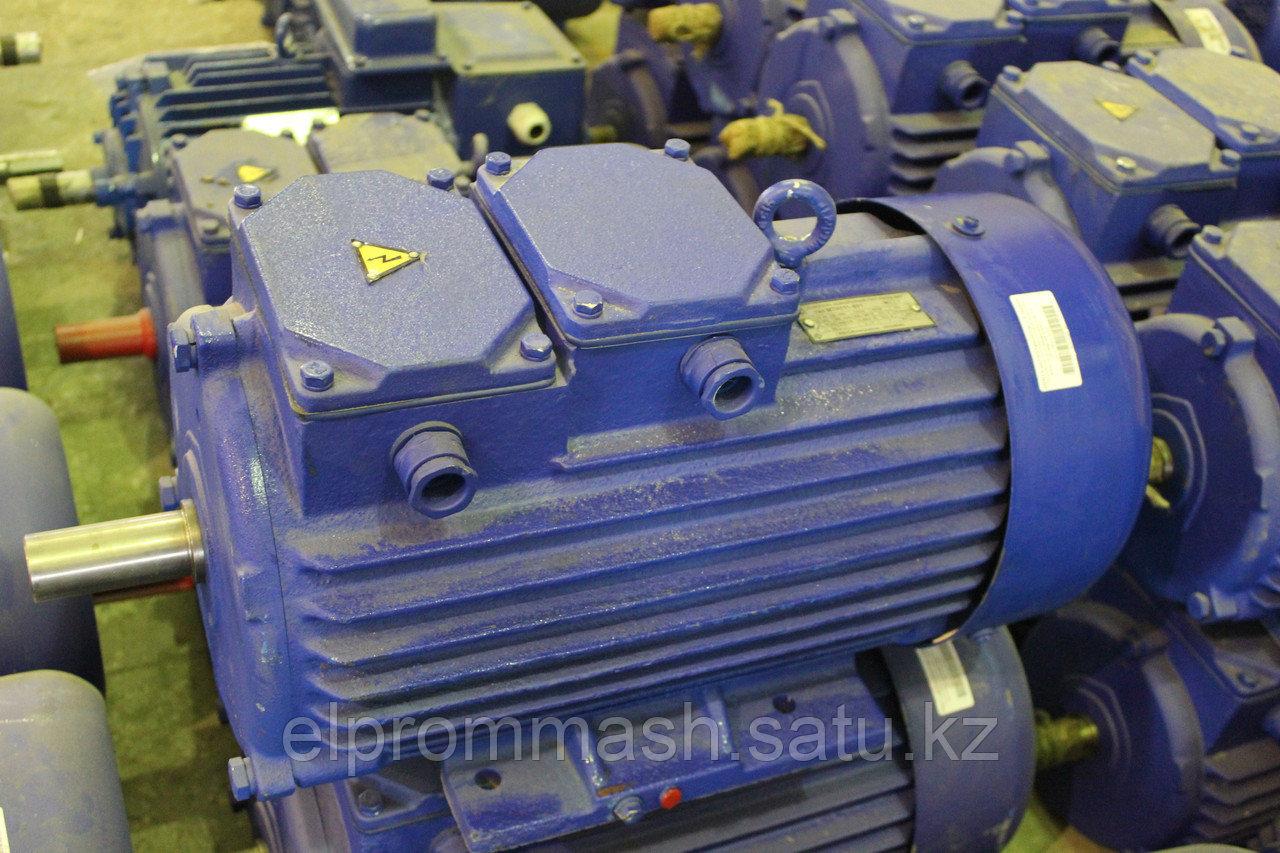 Электродвигатель крановый 4МТН 132 LA6 5.5кВт 925об/мин