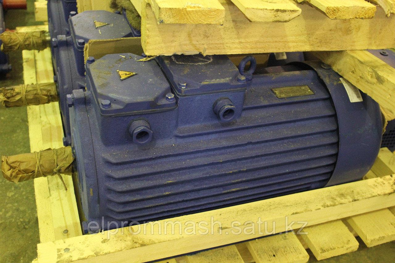Электродвигатель крановый МТКН 211В6 7.5кВт 880об/мин