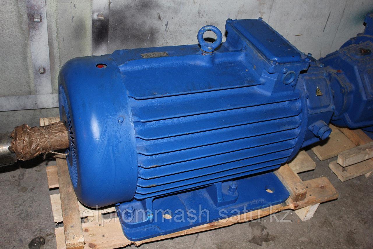 Электродвигатель крановый 4МТКМ 225 М6 37кВт 930об/мин