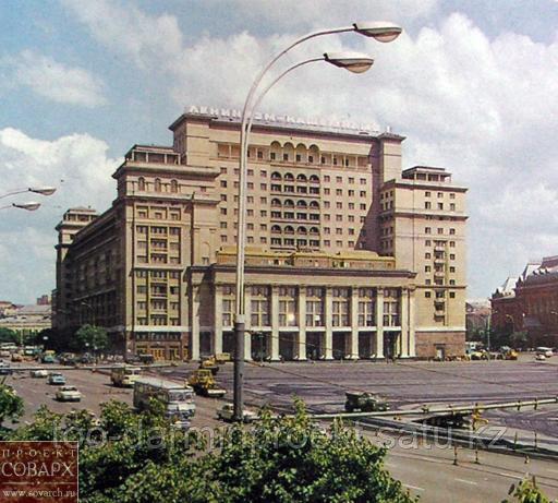 Архитектурное проектирование гостиниц