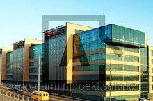 Проектирование бизнес центров