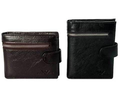 Бумажник двойного сложения мужской GIORGIO ARMANI