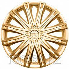 Колпак колесный 14 СКАЙ золото (4 шт.), фото 2