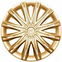 Колпак колесный 14 СКАЙ золото (4 шт.)