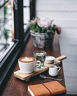 Интерьер пропитанный ароматом кофе