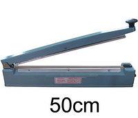 Ручной импульсный запайщик пакетов 50 см., фото 1