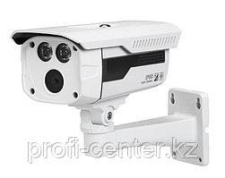 HAC-HFW1100DP-0600B Видеокамера циллиндрическая уличная  ИК до 80м